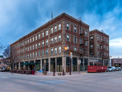 301 Main Building